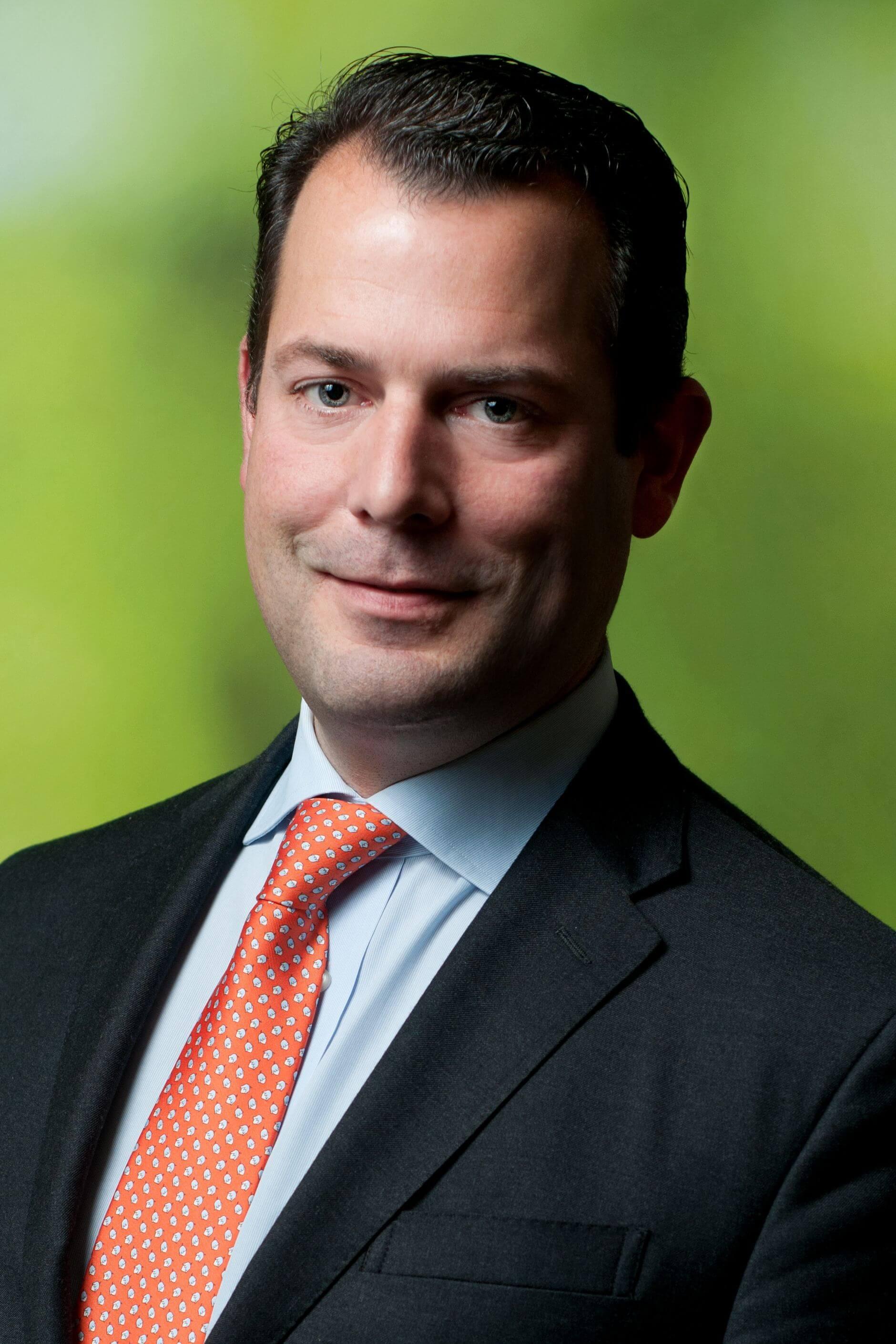 AGDW-Präsident Philipp Freiherr zu Guttenberg