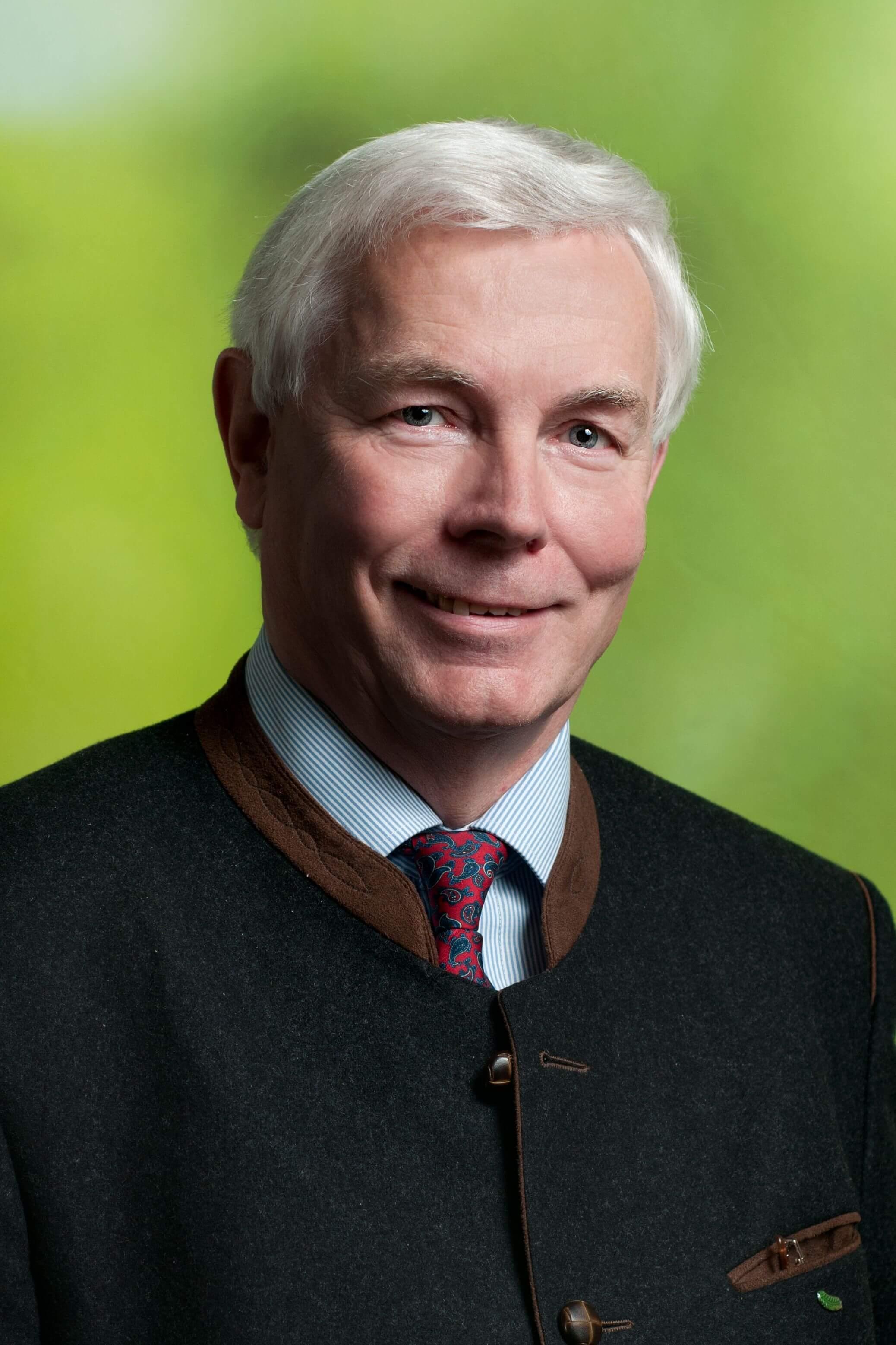 Norbert Leben ist Vizepräsident und Präsident des Waldbesitzerverbandes Niedersachsen
