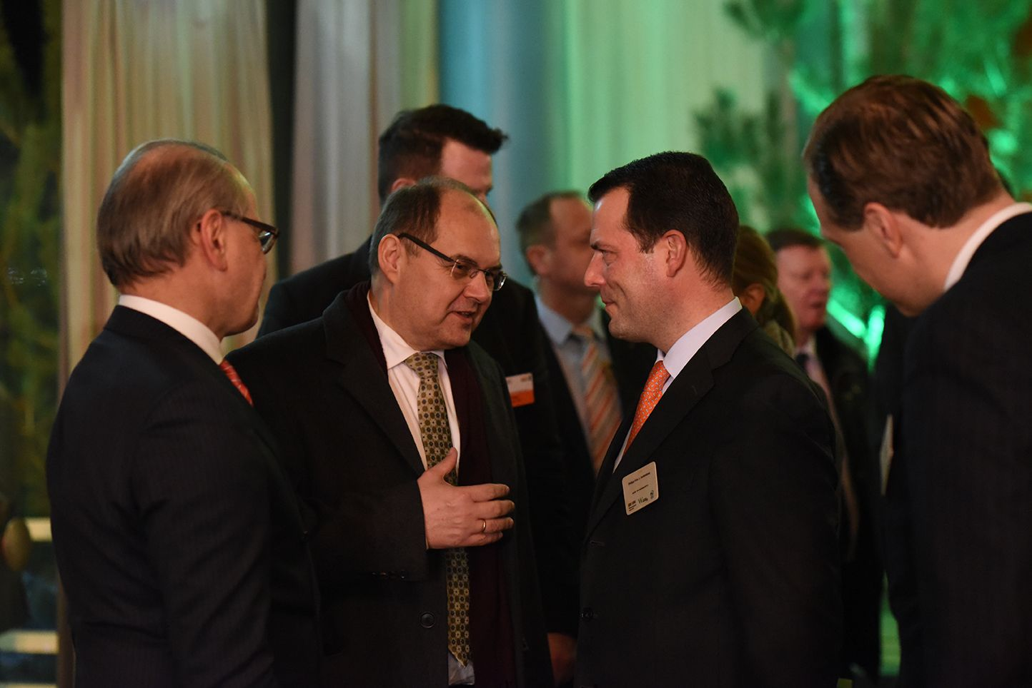Empfang der Waldeigentümer: Bundeslandwirtschaftsminister Christian Schmidt