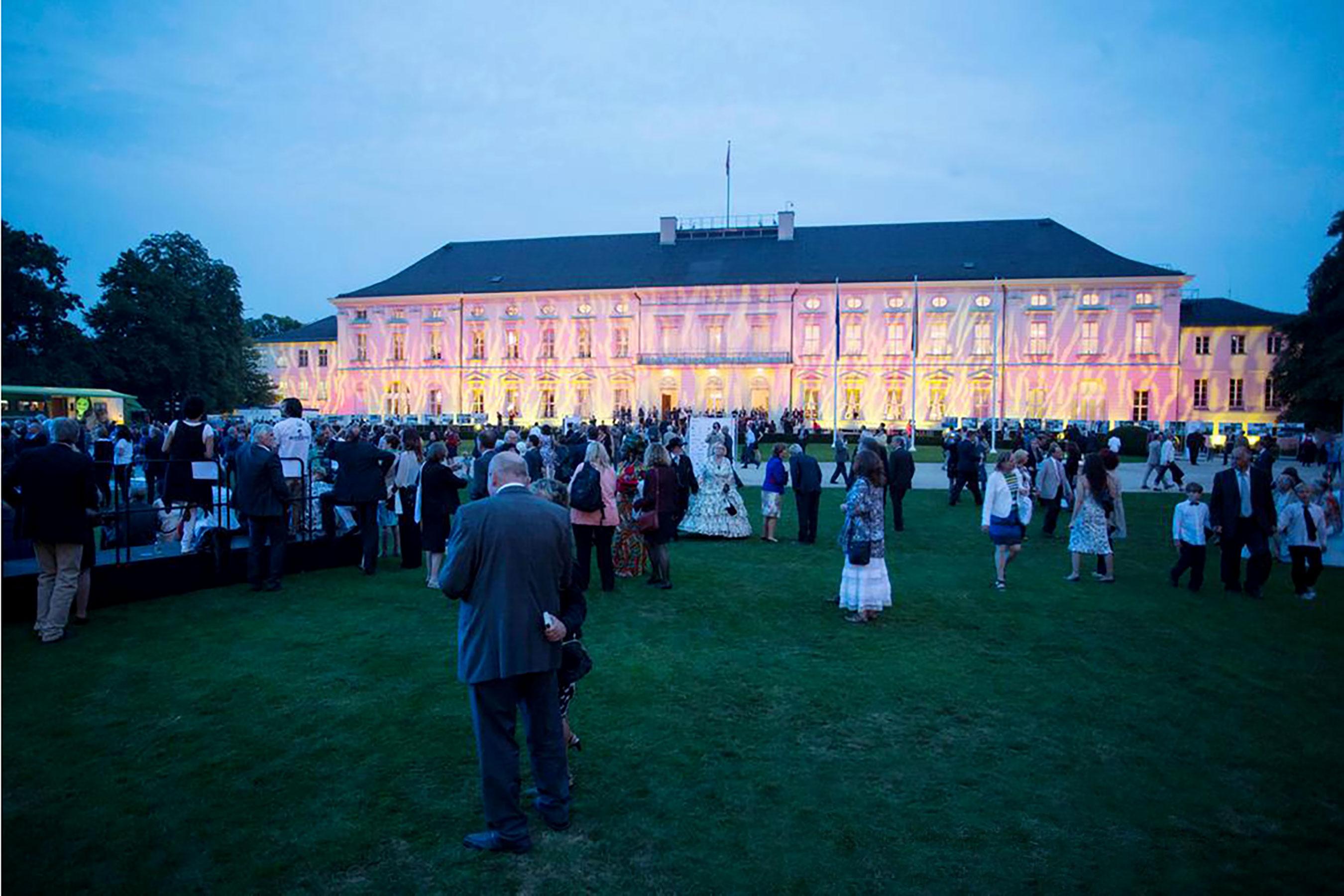 Bürgerfest im Schloss Bellevue, Copyright Henning Schacht