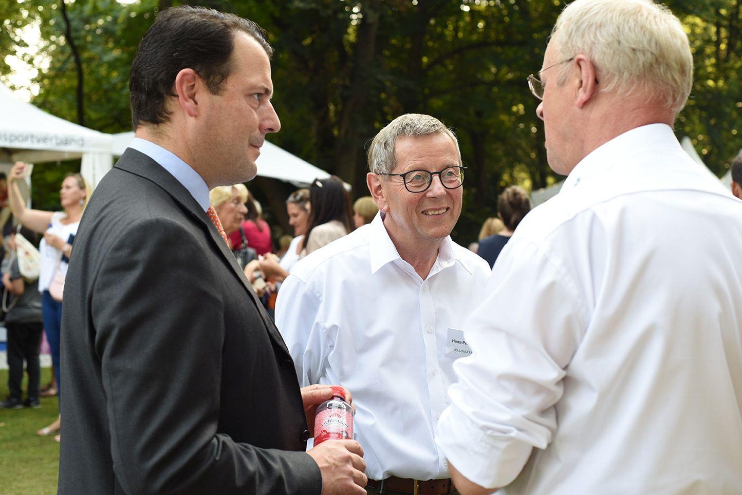 Bürgerfest 2016 in Niedersachsen: Phillip Freiherr zu Guttenberg