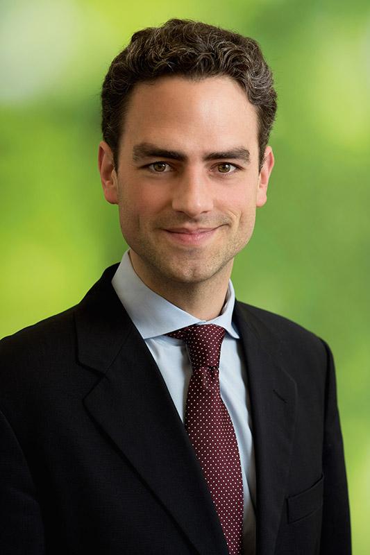 Christoph Graf Adelmann Referent Nationale Forstpolitik