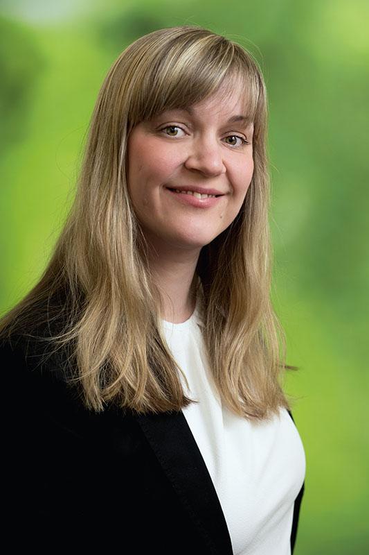 Camilla Grei Sachbearbeiterin Sekretariat