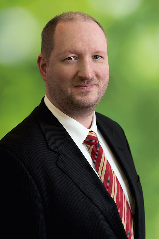 Detlev Stöhr Referent Betriebsleiterkonferenz