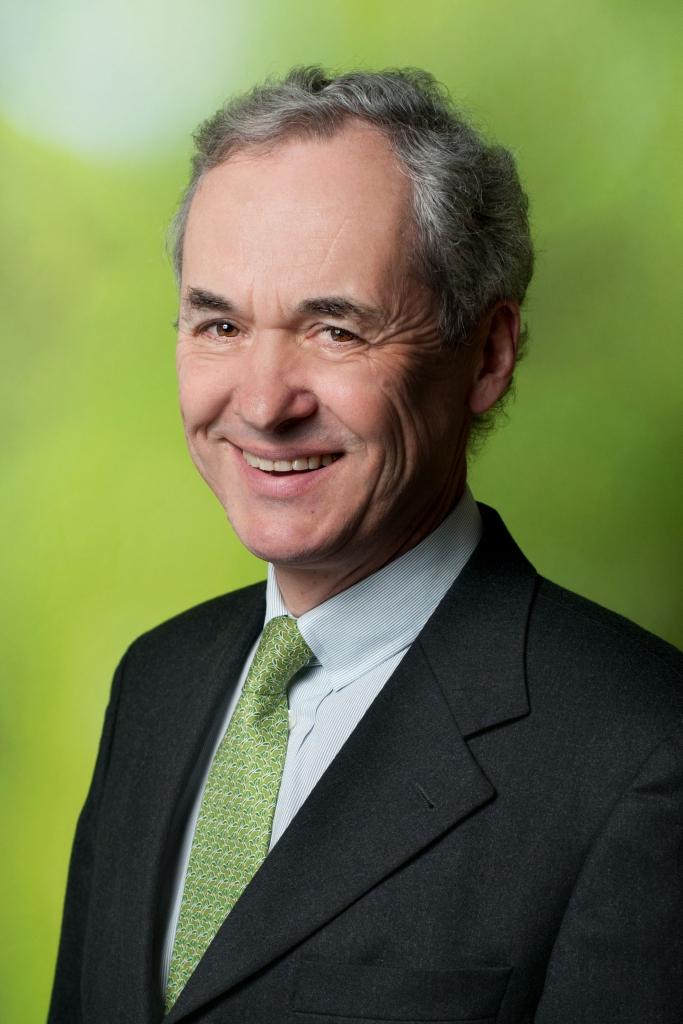 Freiherr von der Tann, Vorsitzender des Waldbesitzerverbandes Hessen
