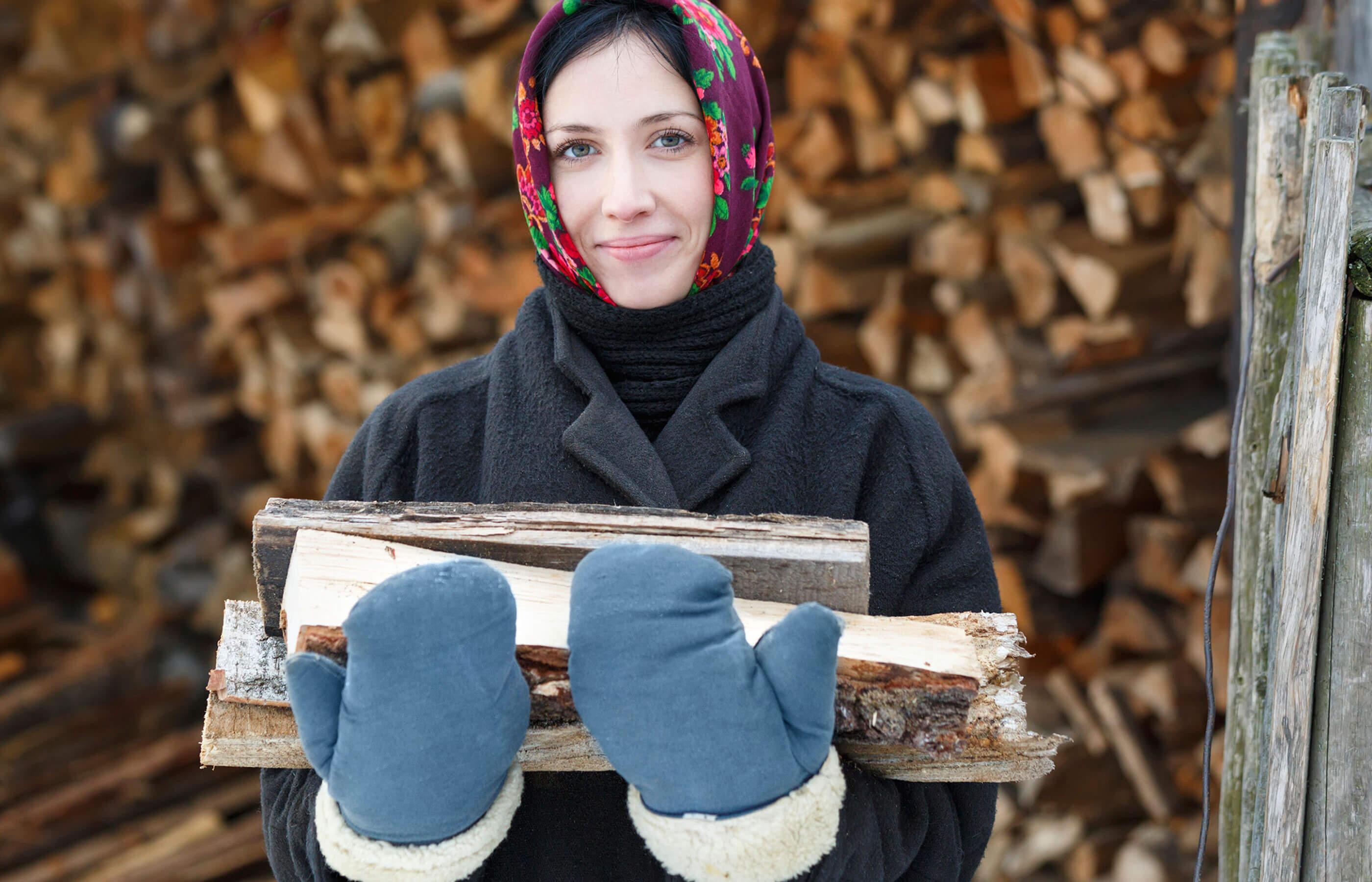 Bioenergie aus Holz