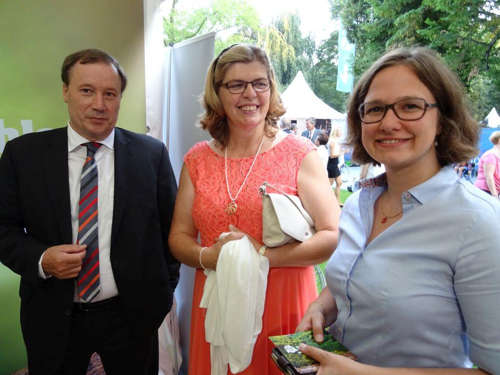 Bürgerfest 2016 in Niedersachsen: Miriam