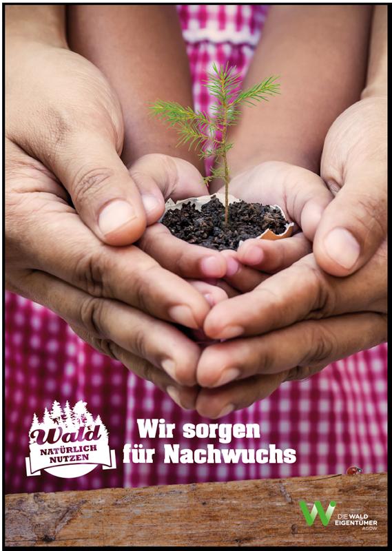Plakat_Wir sorgen für Nachwuchs