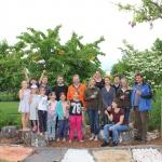 AGDW - Die Waldeigentümer beim Social Day im MANNA-Garten