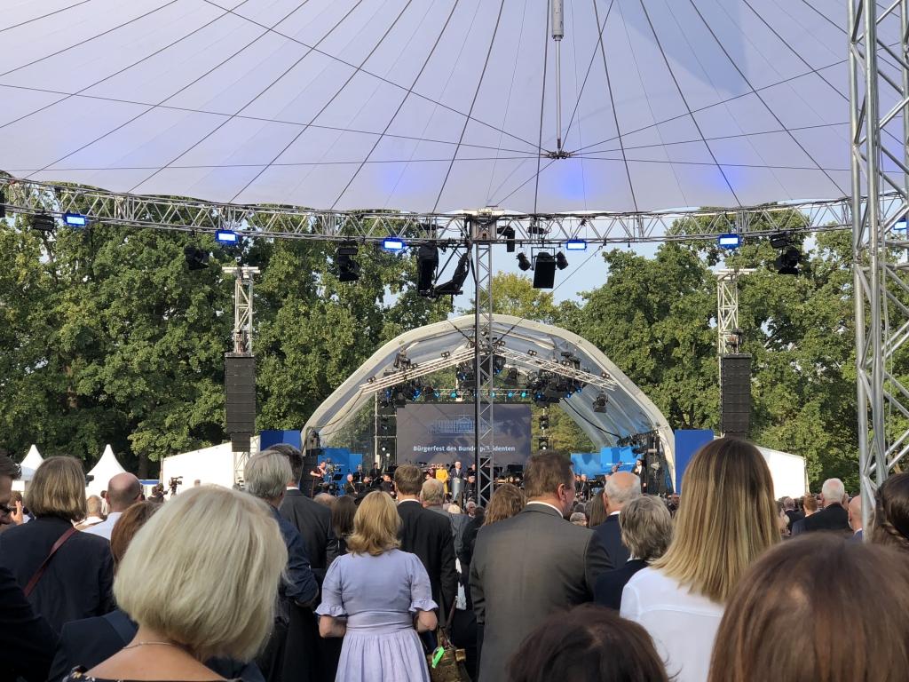 Bürgerfest_Rede Steinmeier