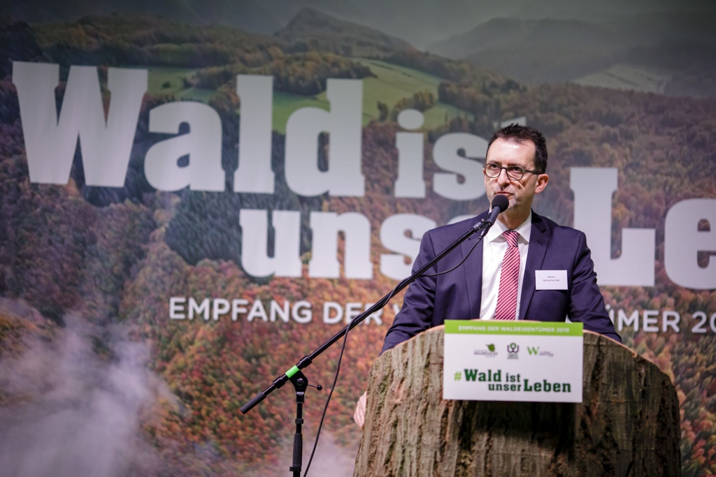 Rede Minister Reinhold Jost