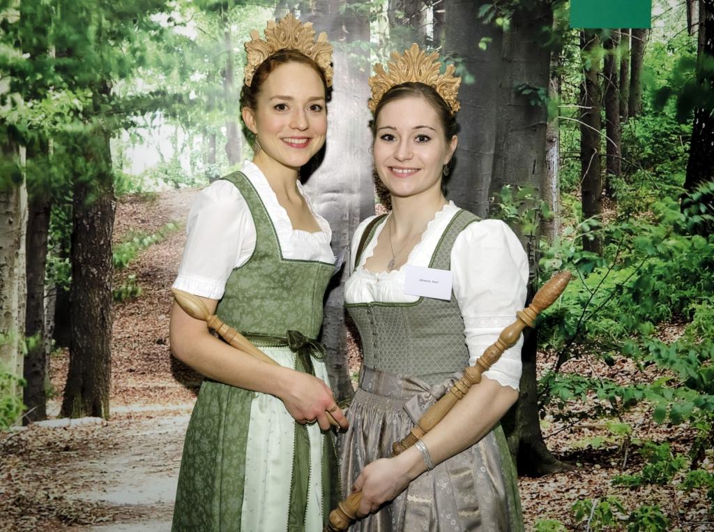 Bayerische Waldkönigin
