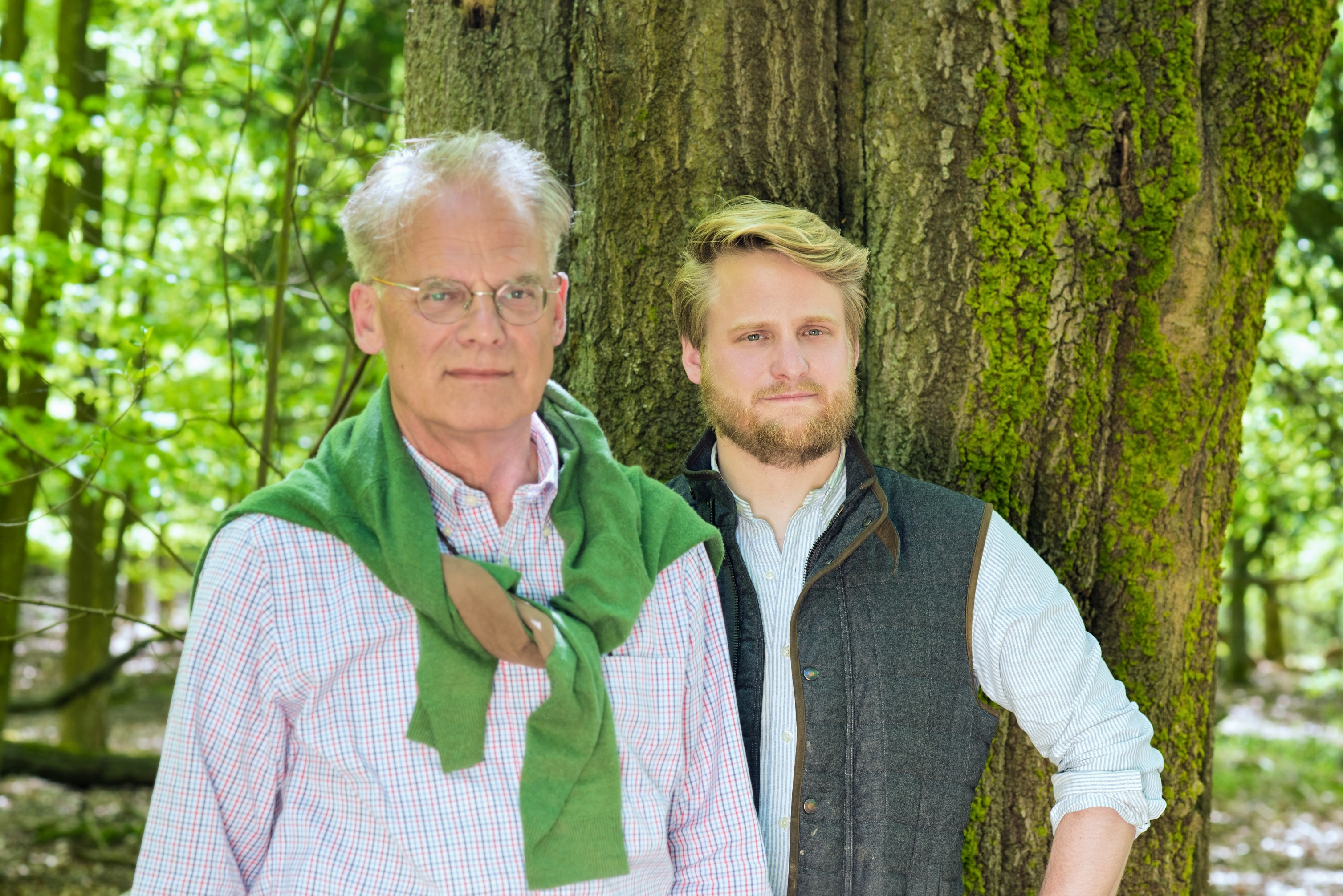 Raben Vater und Sohn