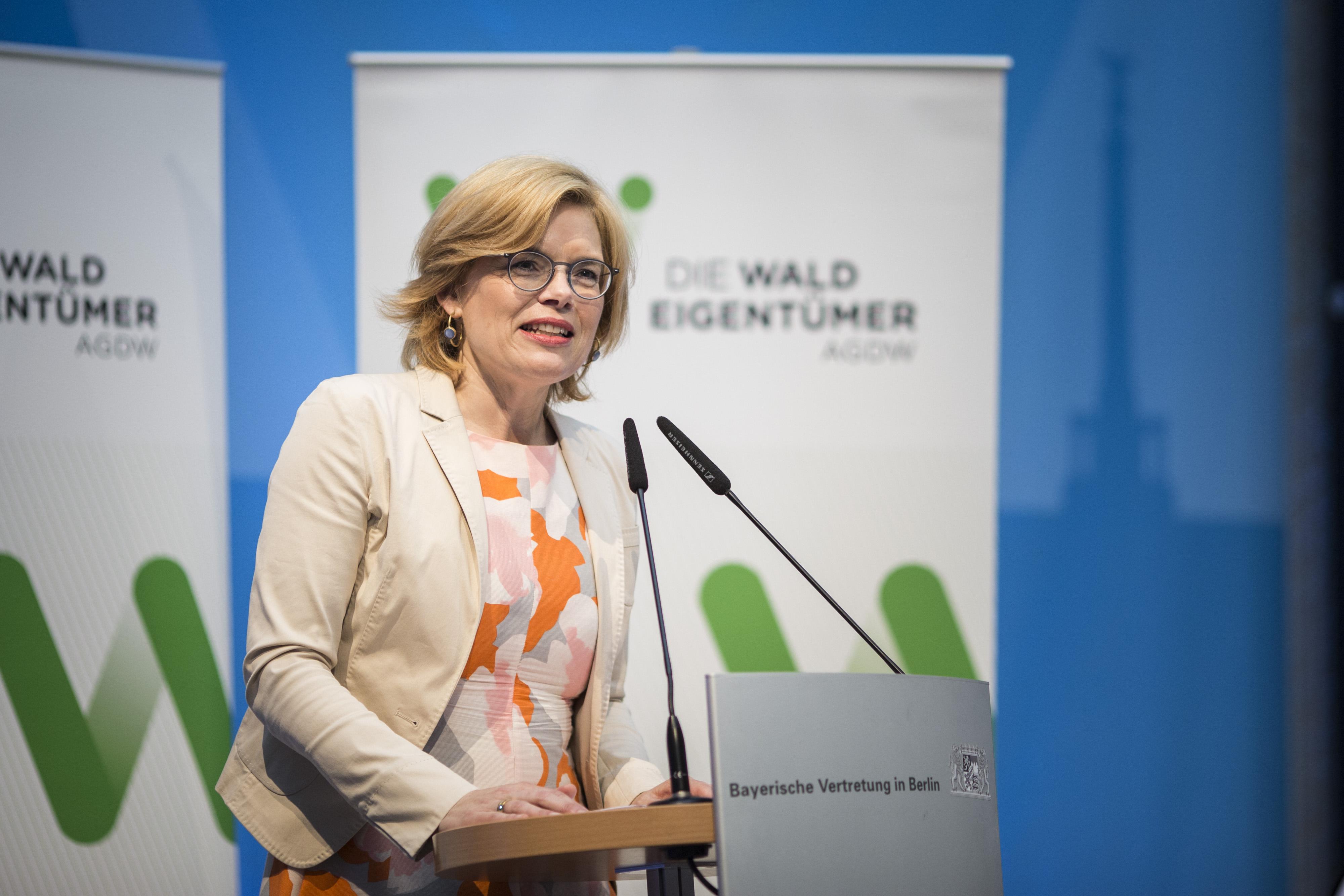 Rede von Bundesministerin Julia Klöckner