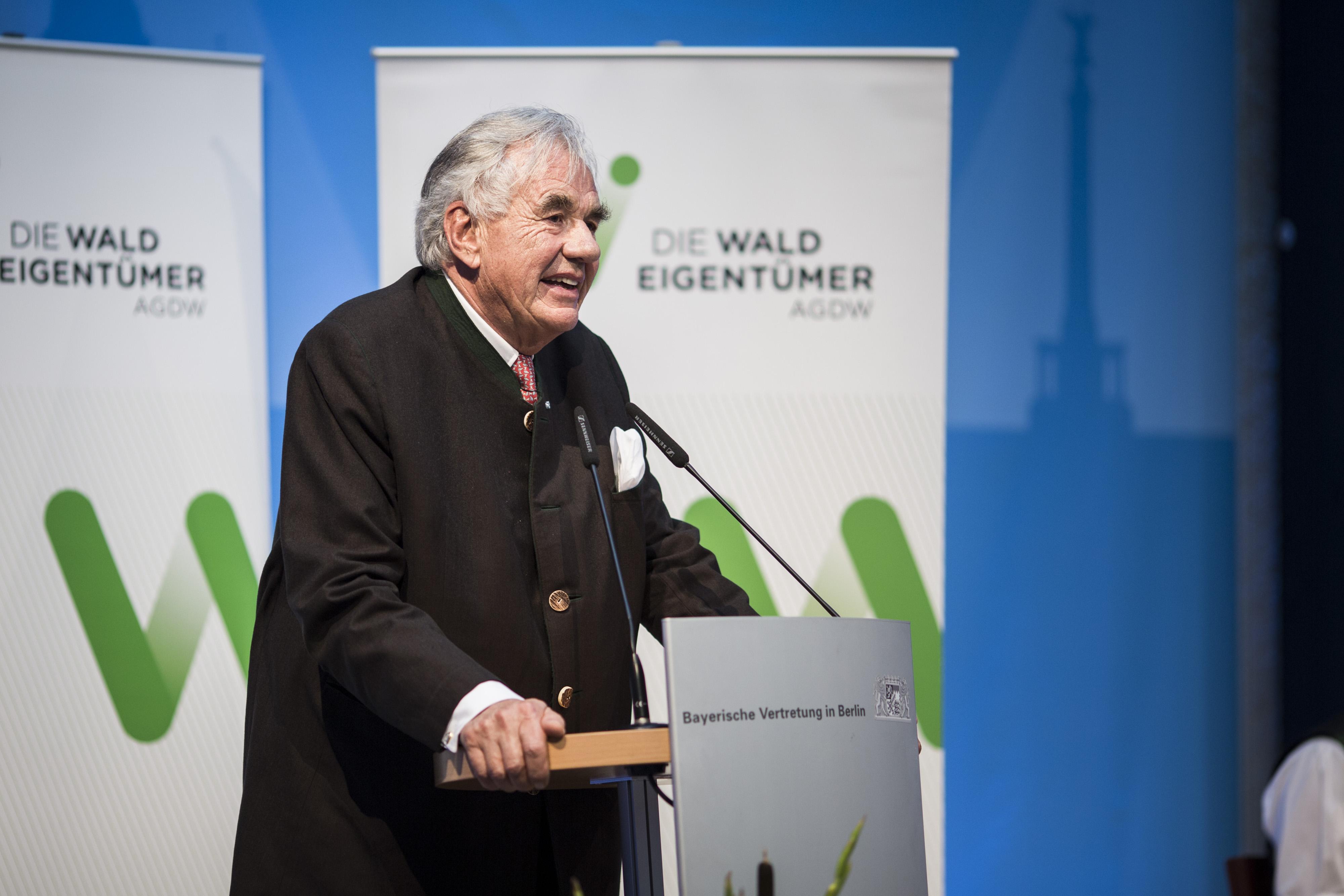 Rede von Marian Freiherr von Gravenreuth