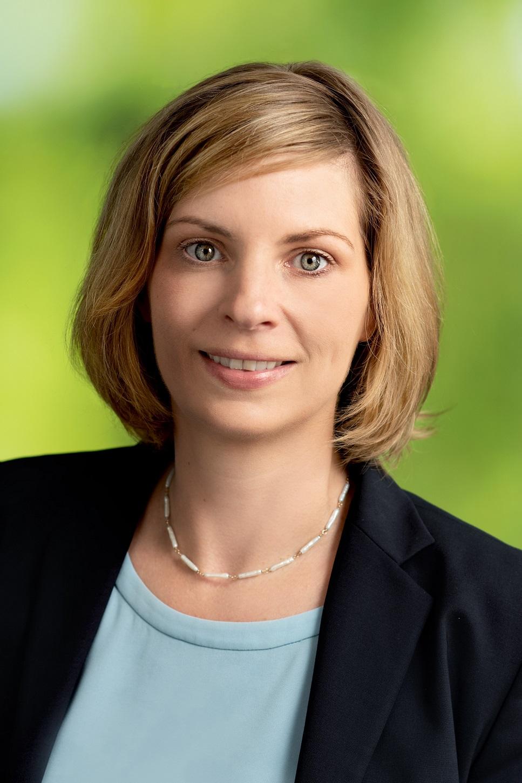 Anne Mira Selzer Referentin Waldklimafonds