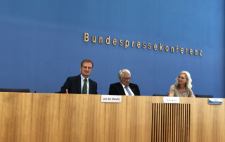 Bundespressekonferenz 28.08.19